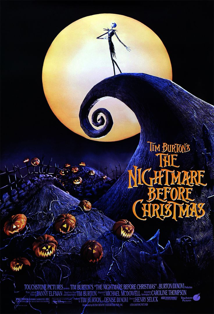 The night before the Christmas